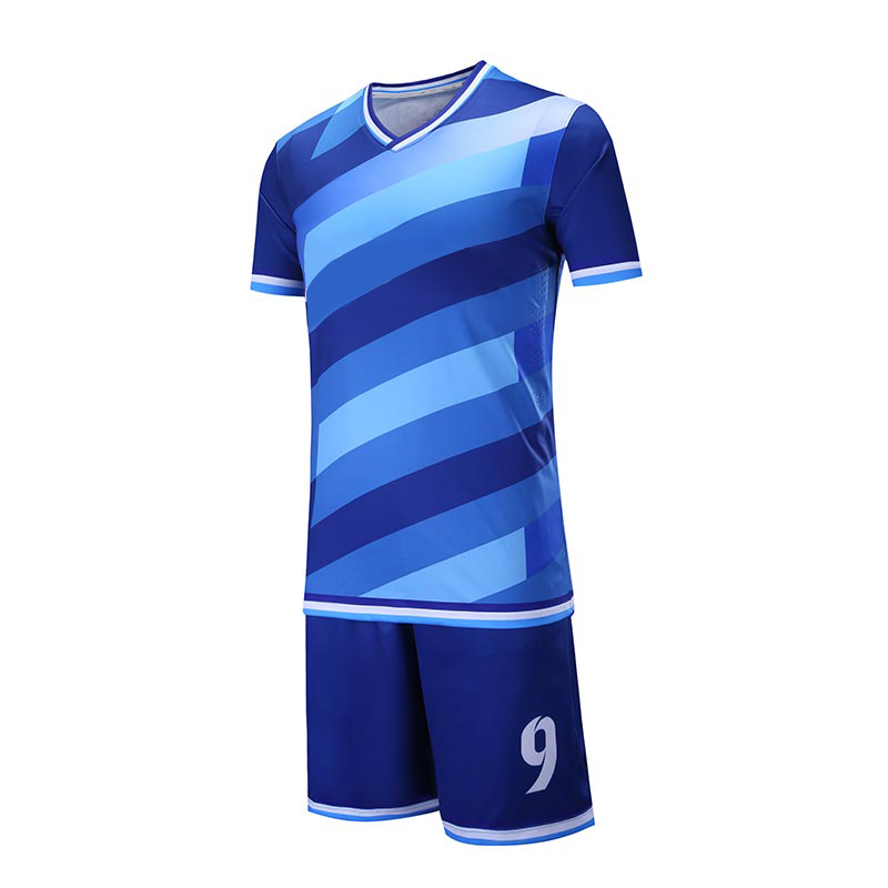 factory direct sell customize comfortable dye sublimation blank T shirt team soccer jersey