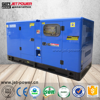 High quality diesel engine electric generator 30kva 45kva 60kva 80kva silent diesel generator