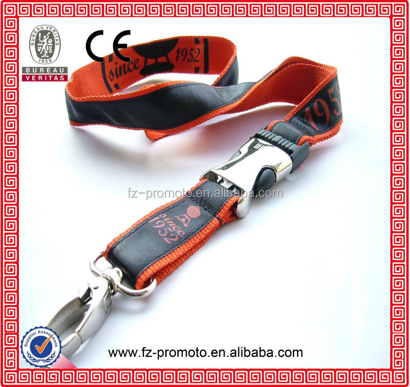fashion Eco friendly Promotional cute & cheap lanyard