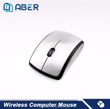 Factory Suppliers 2.4Ghz Foldable Optical Wireless Mouse Mini Mouse Gaming
