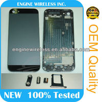 Oem,replacement repair original color housing kit for iphone 5