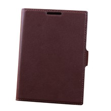 Magnetic Wallet Leather Case Cover For Blackberry Q20 Classic With Card Holder