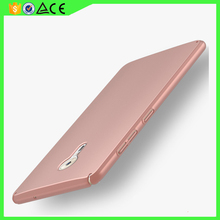 Hot selling Ultra thin matte Full Cover edge cell phone case cover for ASUS Zenfone 3 MAX ZC553KL