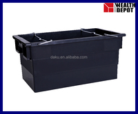 N7440/350B Plastic Packaging Box with Handle