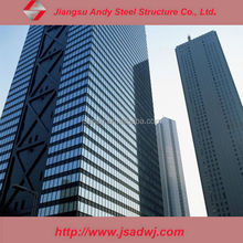 prefabricated luxury steel building