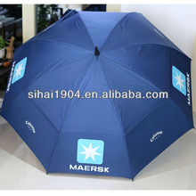 2013 high quality new inventions advertising golf umbrella