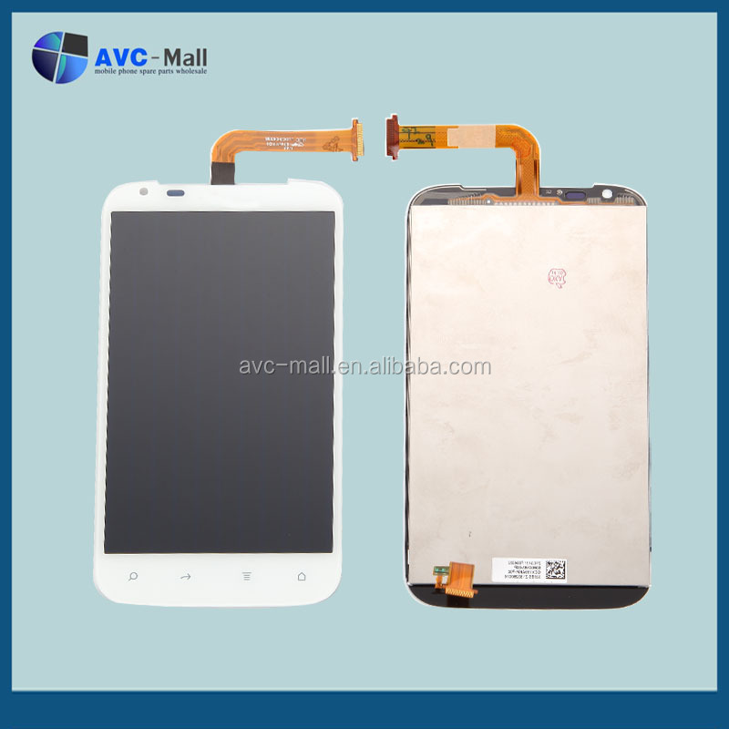 high quality LCD displays and touch screen assembly for HTC Sensation XL G21 white