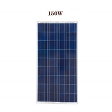 Poly crystalline 100w 150w 200w 250w 300w solar panel in bangladesh japan myanmar