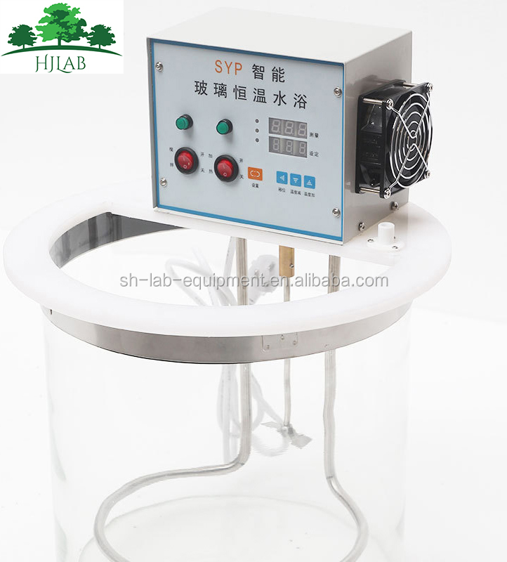 Thermostat Water Bath with Glass Tank for Laboratory Experiment