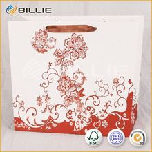 Competative Price luxury paper shopping bag