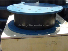 Seismic resistance bridge bearing /Rubber Base Isolators