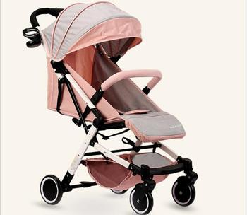 pink girl children baby stroller LYQ003