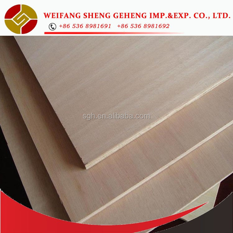 E1 glue 19mm plywood board used plywood sheets