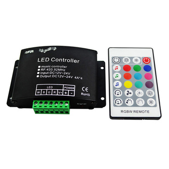 4 channels rgbw LED Controller