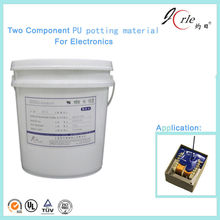 crack resistance PU pouring sealant for electronic spark control
