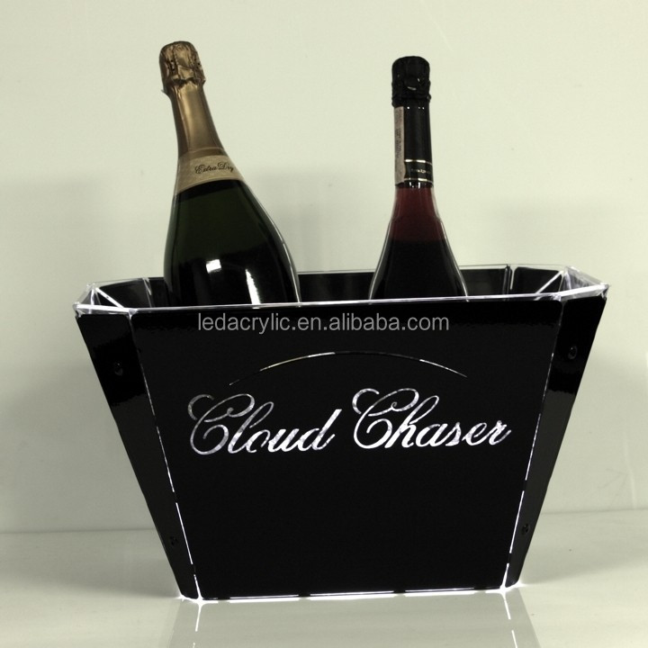 Moet & Chandon Champagne Acrylic Ice Bucket