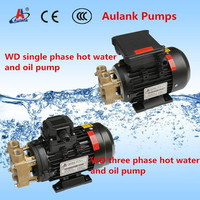 hot water circulating pump for leather processing machine