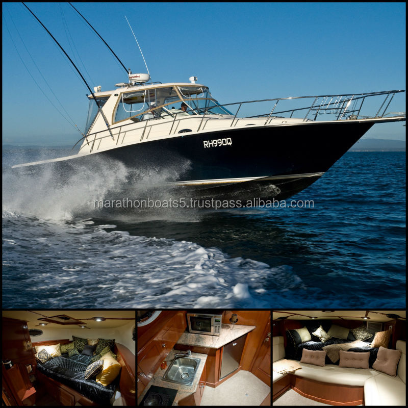 Brand New Marathon 38 Sport Fisher Yacht Fishing Boat from Indonesia