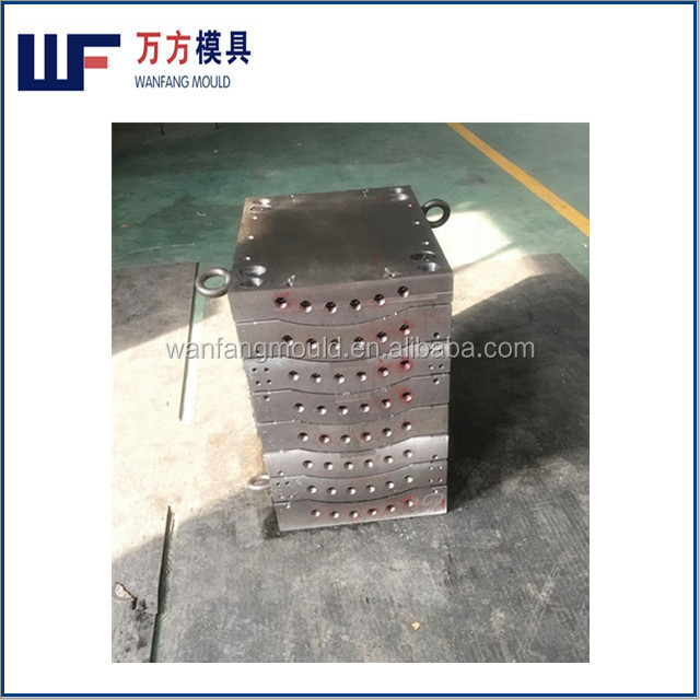 high quality body armor vest plate mold in China factory