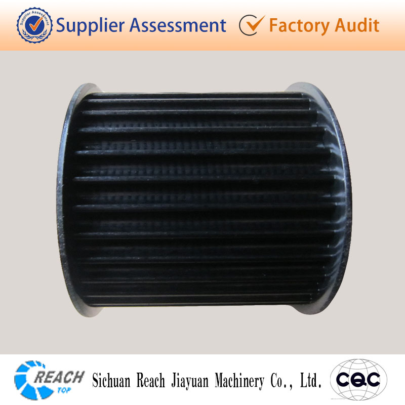 blackening HTD taper bore 5M 8M 14M timing belt pulley