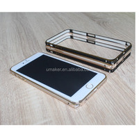 Ultra Thin Slim Gold Aluminium Metal Bumper Case Cover Frame For iPhone 6