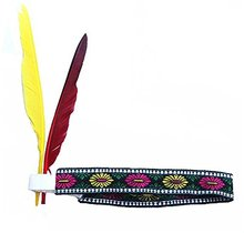 small indian feather headdress for children