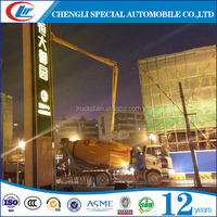 8CBM 10CBM Mobile Self loading Concrete mixer truck
