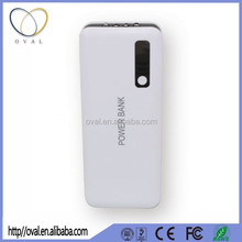 Hot Selling White Power Bank Charger for Cell Phone origianl 16800mAh
