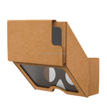 2017 Custom Logo AR Cardboard For Smart Android AR Glasses Augmented Reality Enhanced Holographic for 4.7-6.2 inch Smartphone