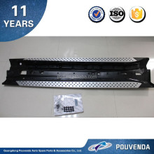 4*4 auto accessories running board side step bar For bmw X6 E71 from pouvenda manufacturer