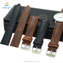 Luxury DW Style Quick Release Genuine Leather Watch band