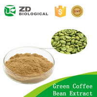 Blood Sugar reducers free sample Green Coffe Bean Extract