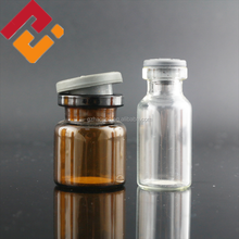 wholesale empty clear penicillin pharmaceutical glass vial for steroids