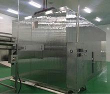 Factory Sale Continuous Ice Cream Freezing Machine