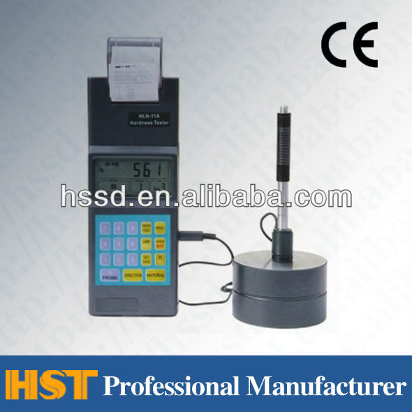 HLN-11A portable metal hardness <strong>tester</strong>