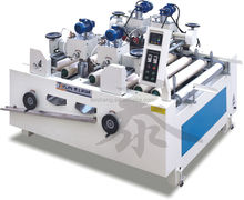 multi-head side edge coating machine
