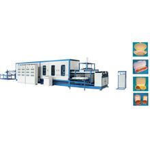 foam box food tray fast food container production line manufacturer