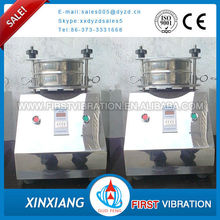 China stainless steel 200mm standard laboratory test sieve shaker machine for soil