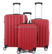 BEIBYE import luggage, abs trolley bags, plastic suitcases