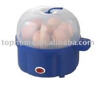 Plastic egg cooker