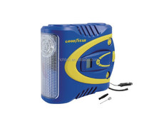 Goodyear 12V Digital Tire Inflator detachable Tire Gauge/removable tire pressure gauge