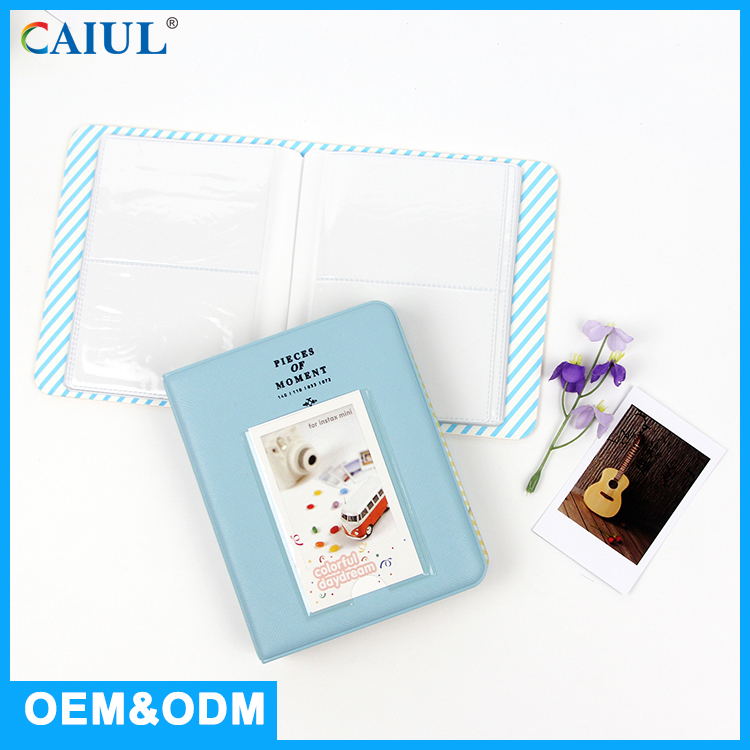 CAIUL Brand PVC Cover Asian Style 3.5X5 Scrapbook Style Photo Album