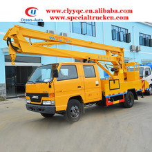 JMC 16M Telescopic Work Platform Truck For High Lifting Working