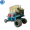 Wood root crusher machine root shredder machine tree roots shredder