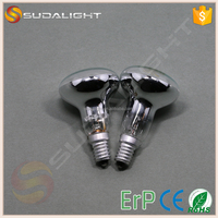 Lighting glass gu10 halogen bulb 100w