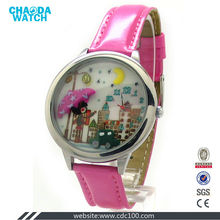 2013 fashion lovely genuine wrist watch winner