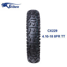 China Branded Competitive Motorcycle For Off Road Tyre 4.10-18