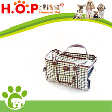 2015 Convenient Portable Dog Carrier Super quality pet carrier pet draw-bar box breathable pet stroller small dogs folding cart