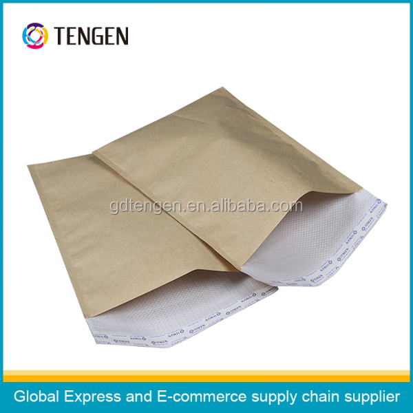 High quality cardboard envelopes for packing