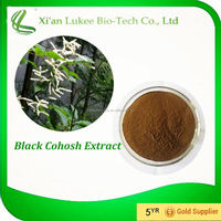 Sex Product for Women Organic Black Cohosh Extract Triterpene Glycosides 2.5%/5%